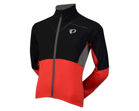Pearl Izumi P.R.O. Pursuit Softshell Jacket (Black)