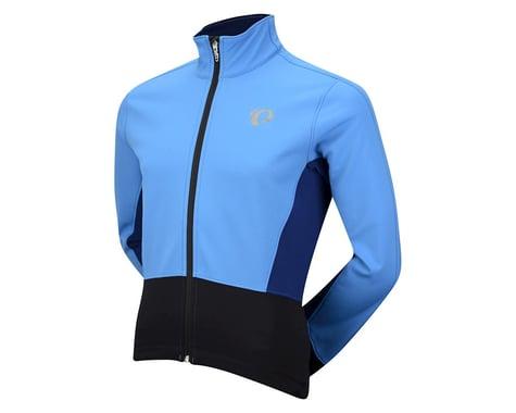 Pearl Izumi Elite Pursuit Softshell Jacket (Blue/Black)