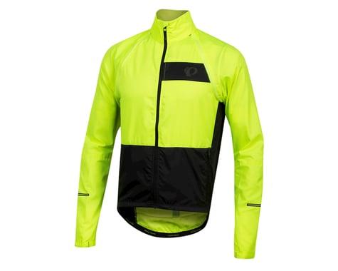 Pearl Izumi Elite Escape Convertible Jacket (Screaming Yellow/Black) (S)