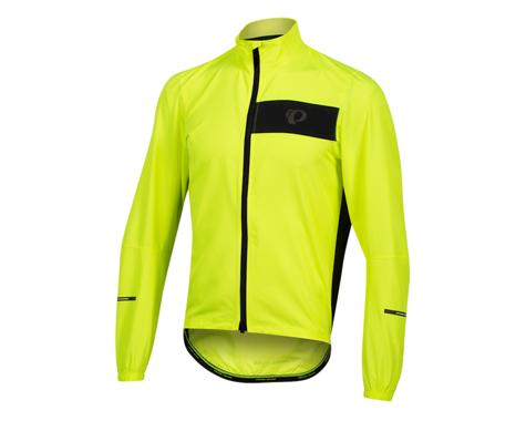 Pearl Izumi Select Barrier Jacket (Screaming Yellow/Black)