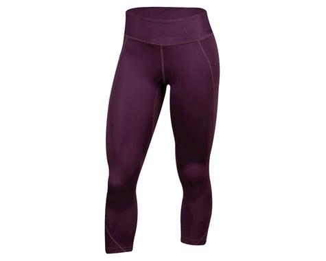 Pearl Izumi Women's Wander Crop Tight (Dark Violet) (S)