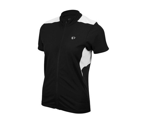 Pearl Izumi Women's Sugar Short Sleeve Jersey (Black)