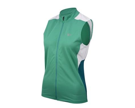 Pearl Izumi Women's Sugar SL Sleeveless Jersey (Green)