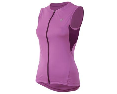 Pearl Izumi Women's Select Sleeveless Cycling Jersey (Mauve)