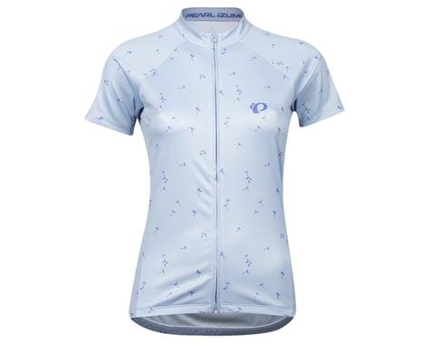 Pearl Izumi Women's Select Pursuit Short Sleeve Jersey (Eventide/Lavender Wish)