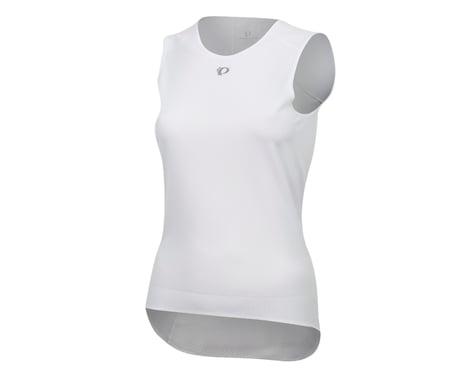 Pearl Izumi Women's Transfer Cycling Sleeveless Base Layer (White) (XS)