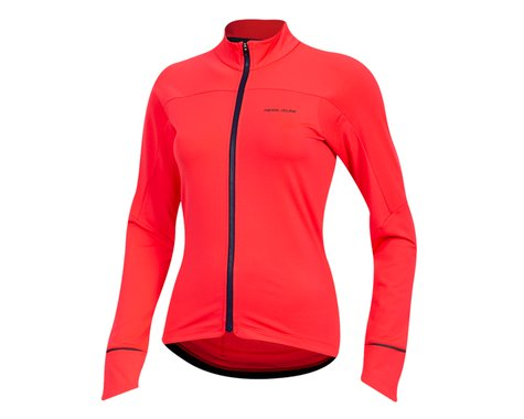 Pearl Izumi Women's Attack Thermal Long Sleeve Jersey (Atomic Red)