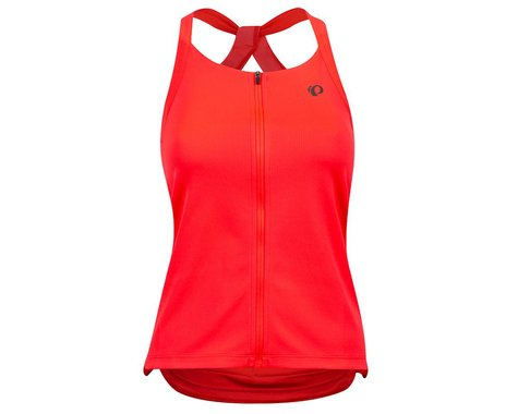 Pearl Izumi Women's Sugar Sleeveless Jersey (Atomic Red)