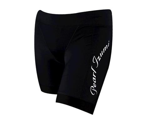 Pearl Izumi Women's Elite In-R-Cool Tri Race Shorts (Black)