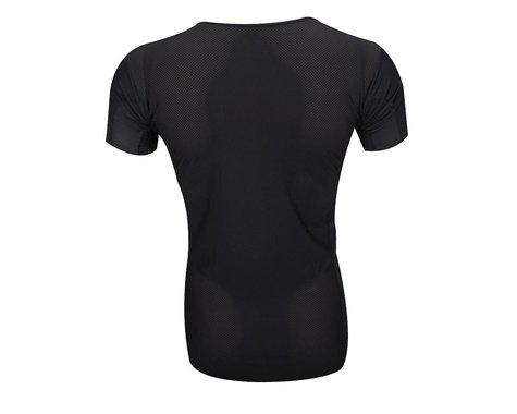 Pearl Izumi Transfer Short Sleeve Baselayer (Black)