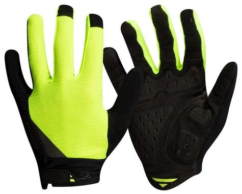 Pearl Izumi Elite Gel Full Finger Gloves (Screaming Yellow) (S)