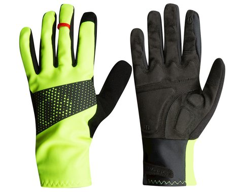 Pearl Izumi Cyclone Long Finger Gloves (Screaming Yellow) (S)