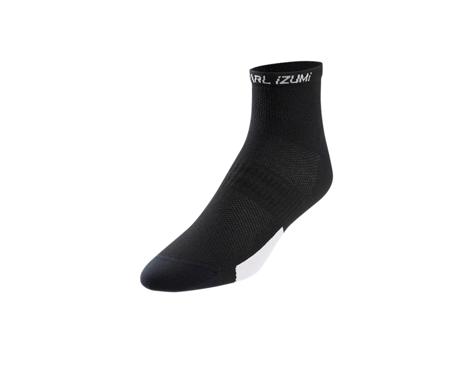 Pearl Izumi Elite Low Sock (Black)