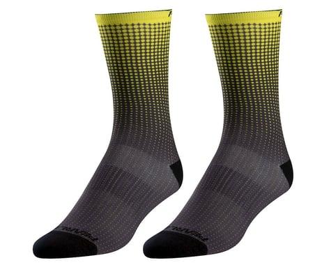 Pearl Izumi PRO Tall Socks (Screaming Yellow Transform)