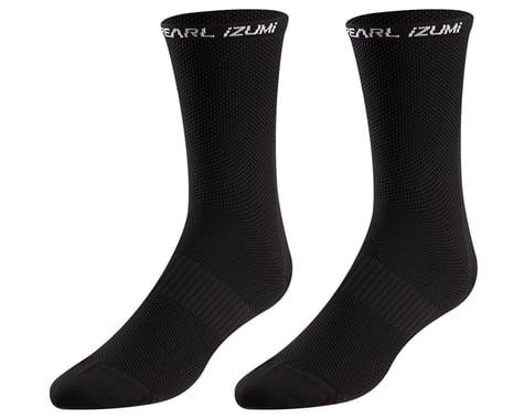 Pearl Izumi Elite Tall Socks (Black) (M)