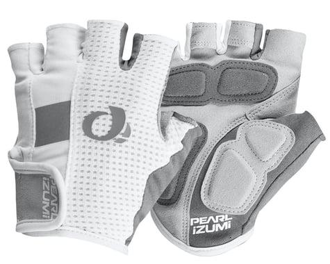 Pearl Izumi Women's Elite Gel Cycling Gloves (White) (S)