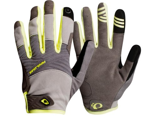 Pearl Izumi Women's Summit Gloves (Wet Weather/Sunny Lime) (S)