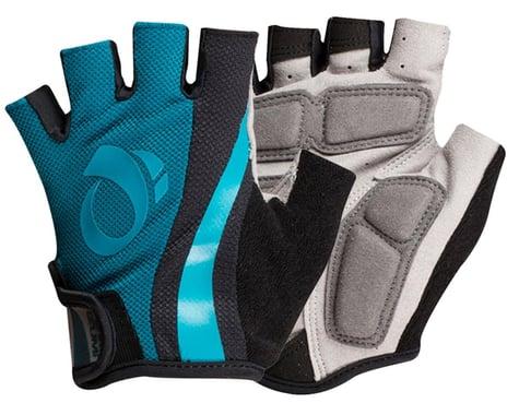 Pearl Izumi Women's Select Short Finger Cycling Glove (Teal/Breeze)