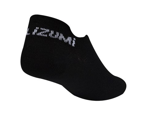 Pearl Izumi Women's Attack No Show Socks (3 Pack) (Black)