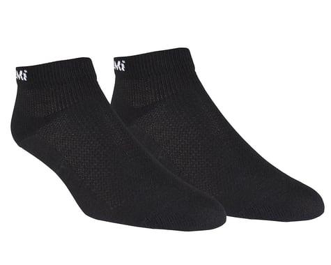 Pearl Izumi Women's Attack Low Socks  (3 Pack) (Black)