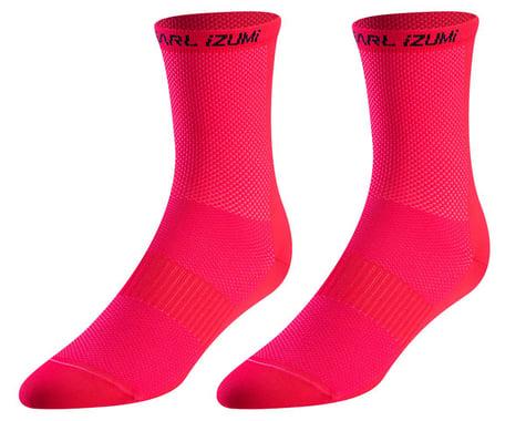 Pearl Izumi Women's Elite Tall Socks (Atomic Red) (S)