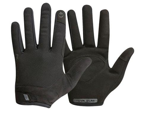 Pearl Izumi Attack Full Finger Gloves (Black) (XL)