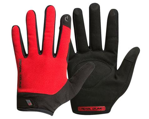Pearl Izumi Attack Full Finger Glove (Torch Red)
