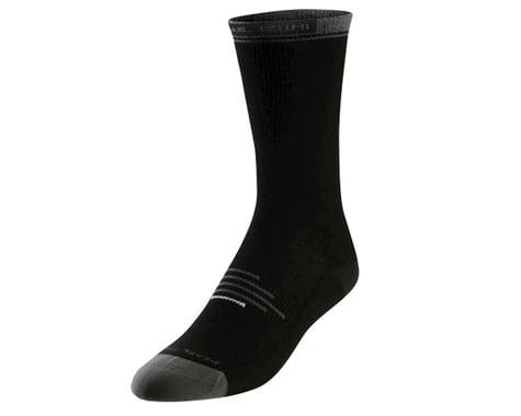 Pearl Izumi Elite Thermal Wool Cycling Socks (Black)
