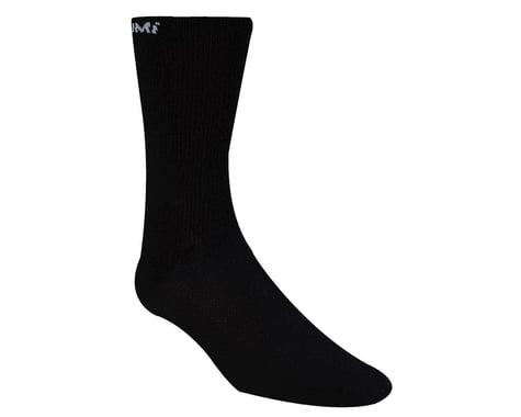 Pearl Izumi Men's Attack Tall Socks (Black) (3 Pack)