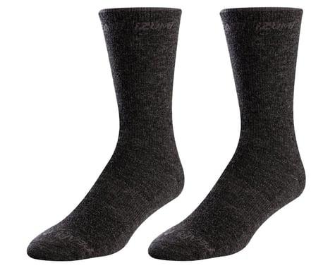 Pearl Izumi Merino Wool Tall Socks (Phantom Core) (S)