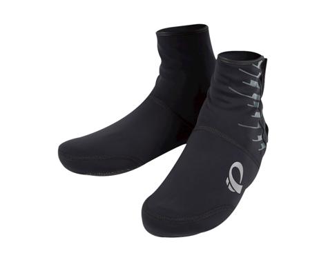 Pearl Izumi Ellite Softshell Shoe Cover (Black) (2XL)