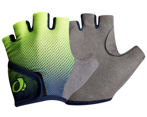 Pearl Izumi Kids Select Gloves (Navy/Yellow Transform) (Youth S)
