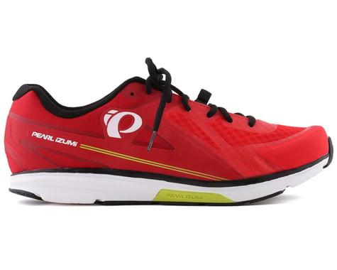 Pearl Izumi X-Road Fuel Shoes V5 (Red/Black) (43)