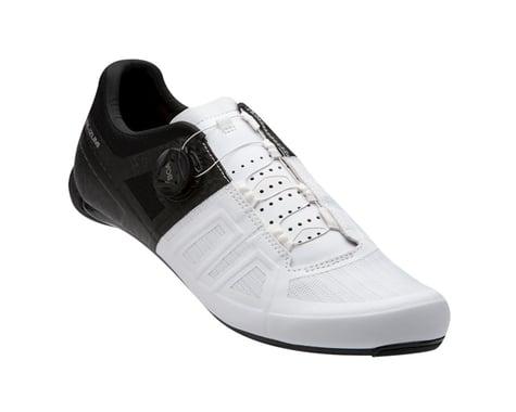 Pearl Izumi Attack Road Shoe (Black/White) (43.5)