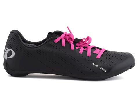 Pearl Izumi Women's Sugar Road Shoes (Black/Pink) (41.5)