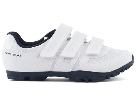 Pearl Izumi Women's All Road v5 Shoes (White/Navy) (36)