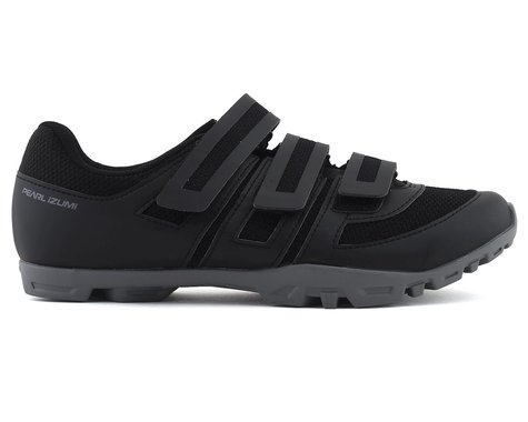 Pearl Izumi Women's All Road v5 Shoes (Black/Smoked Pearl) (38)