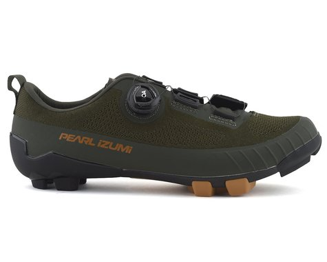 Pearl Izumi Gravel X Mountain Shoes (Forest) (42)