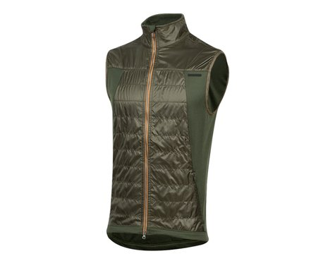 Pearl Izumi Blvd Merino Vest (Green)
