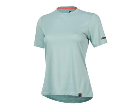 Pearl Izumi Women's BLVD Merino T Shirt (Aquifer)