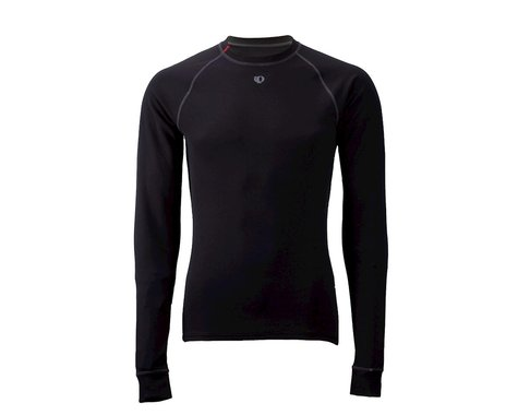 Pearl Izumi Transfer Long Sleeve Baselayer (Black)