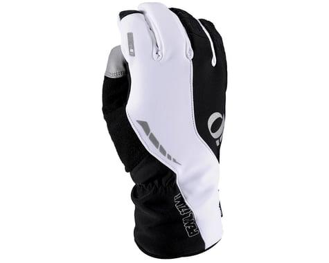 Pearl Izumi Elite Softshell Gloves (Black/White) (Xxlarge)