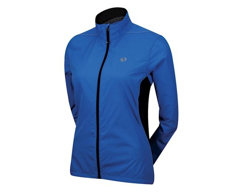 Pearl Izumi Women's Select Thermal Barrier Jacket (Blue) (Xlarge)