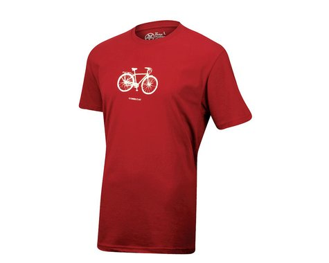 Pedal Pushers The Pedal Pusher Club Commuter T-Shirt (Brown)