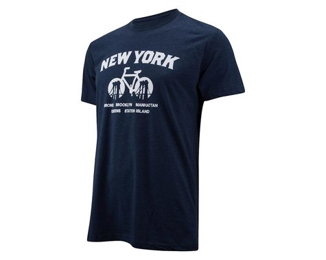 Pedal Pushers The Pedal Pushers Club New York T-Shirt (Grey)