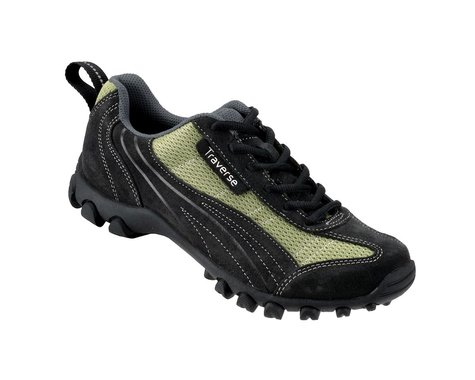 Performance Women's Traverse MTB Shoes (Green)