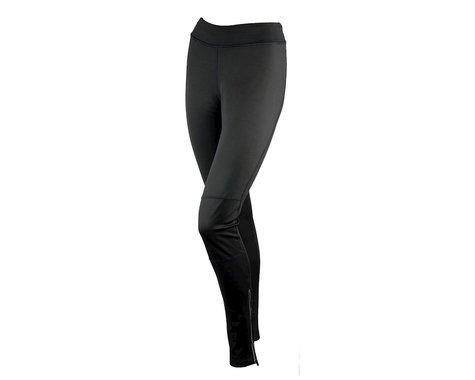 Performance Women's Triflex Tights without Chamois (Black)