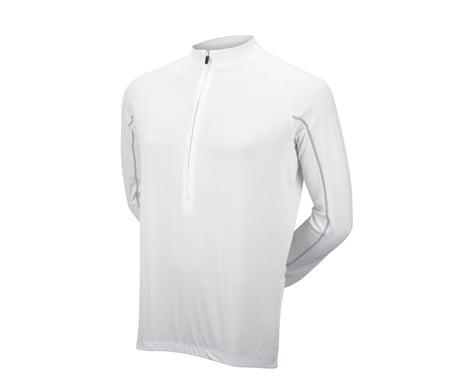 Performance Sun Pro II Long Sleeve Jersey (White)