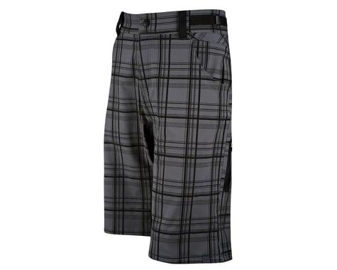 Performance Mando Baggy Shorts (Grey)