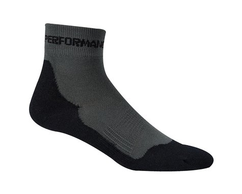 Performance Club Socks (Black)